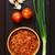 traditioneel · eigengemaakt · tomatensaus · spaghetti · ingrediënten · Italiaans - stockfoto © ildi