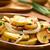 papa · frito · enfoque · blanco · almuerzo - foto stock © ildi