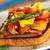 sandviç · domuz · pastırması · fotoğraf · lezzetli · füme · peynir - stok fotoğraf © ildi