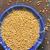 mustár · mag · kanál · asztal · textúra · háttér - stock fotó © ildi