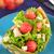 メロン · チキンサラダ · 新鮮な · サラダ · スイカ · 鶏 - ストックフォト © ildi