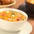 batata · manzana · sopa · dos · bolos · frescos - foto stock © ildi
