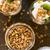 granola · badem · kavanoz · yoğurt - stok fotoğraf © ildi
