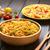 raw tricolor fusilli pasta stock photo © ildi