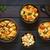 saine · déjeuner · ingrédients · vert · clair · table · en · bois · maison - photo stock © ildi