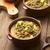 шпинат · суп · свежие · белый · чаши · мудрец - Сток-фото © ildi