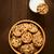 çikolata · yonga · kurabiye · süt · taze - stok fotoğraf © ildi