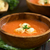 macarrão · sopa · de · tomate · cozinha · italiana · azeite · alho · manjericão - foto stock © ildi