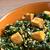 tofu with spinach and sesame stock photo © ildi