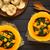 pumpkin and chard salad stock photo © ildi