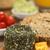Сыр · из · козьего · молока · травы · хлеб · покрытый · желтый - Сток-фото © ildi