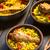 spanyol · konyha · garnéla · rizs · közelkép · étel · zöld - stock fotó © ildi
