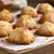 кокосового · Cookies · пластина · старые · деревянный · стол · Top - Сток-фото © ildi