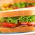 blt · サンドイッチ · フライドポテト · 新鮮な · 自家製 · ベーコン - ストックフォト © ildi