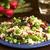 couscous · asperges · radijs · spek · salade · vers - stockfoto © ildi