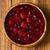 German Rote Gruetze Red Berry Dessert stock photo © ildi
