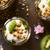 yoğurt · granola · kivi · taze · badem - stok fotoğraf © ildi