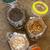Chia Seeds and Oats stock photo © ildi