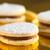 кремом · десерта · Cookies · ваниль · белый - Сток-фото © ildi