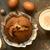 christmas · cake · ei · plakje · bessen · kaarsen - stockfoto © ildi