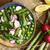 asperges · radijs · salade · vers · groene · geserveerd - stockfoto © ildi