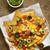 nachos · queso · salsa · alimentos - foto stock © ildi