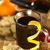 natal · vinho · fatia · laranja · temperos · raso - foto stock © ildi
