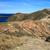 tó · vidéki · díszlet · körül · Peru · dél-amerika - stock fotó © ildi