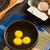 ruw · ei · twee · voedsel · vers · witte · achtergrond - stockfoto © ildi