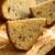 eggnog cake slice stock photo © ildi