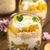 iogurte · pêssego · café · da · manhã · naturalismo · fresco · tigela - foto stock © ildi