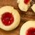 thumbprint cookies stock photo © ildi