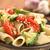 пасты · блюдо · красный · пластина · три - Сток-фото © ildi