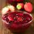 Rood · bes · dessert · pudding · aardbei - stockfoto © ildi