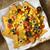 nachos · queso · hortalizas · verde · aceitunas · negras - foto stock © ildi