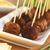 voorgerechten · bal · lunch · rundvlees · buffet · snack - stockfoto © ildi