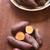 púrpura · batata · tiro · crudo · cesta - foto stock © ildi