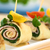 jambon · domates · sandviç · taze · sağlıklı - stok fotoğraf © ildi