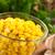 kép · közelkép · citromsárga · kukorica · textúra · egészséges - stock fotó © ildi