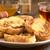 spagnolo · toast · fetta · pane · olio · prosciutto - foto d'archivio © ildi