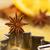 Star Anise on Christmas Tree Cookie Cutter stock photo © ildi