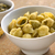 pesto on shell pasta italian cuisine stock photo © ildi