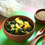 caril · indiano · prato · tigela · arroz · de · volta - foto stock © ildi