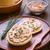 liverwurst spread on bun with chives stock photo © ildi