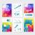 ビジネス · パンフレット · テンプレート · インフォグラフィック · デザインテンプレート · にログイン - ストックフォト © ildogesto