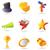 icone · business · metafora · lavoro · design · arancione - foto d'archivio © ildogesto
