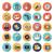 película · bordo · jugar · icono · web - foto stock © ildogesto