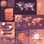 infographie · design · longtemps · ombres · eps10 - photo stock © ildogesto