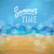 Summer holiday tropical beach background stock photo © ildogesto