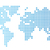 stippel · wereldkaart · Blauw · kaart · abstract · aarde - stockfoto © ildogesto